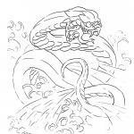 Mike young - Eternal Dragon Sketchbook