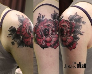 YSx7gvg-BOs  Тату на плече, сделать татуировку на плечах в Москве YSx7gvg BOs 300x241
